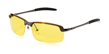 Yen Jean Night Vision Rimless Glasses