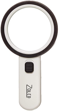 ZOLED Magnifying Glass