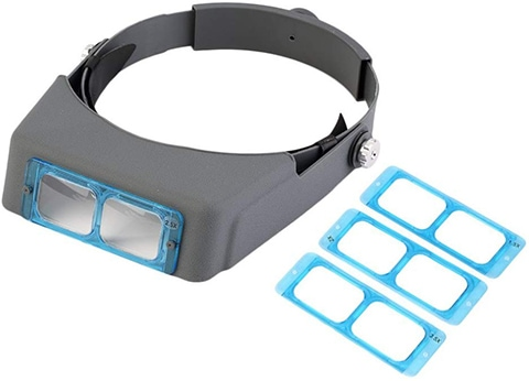 gerleek Headband Magnifier