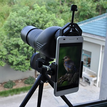 Vankey Cellphone Telescope Adapter Mount