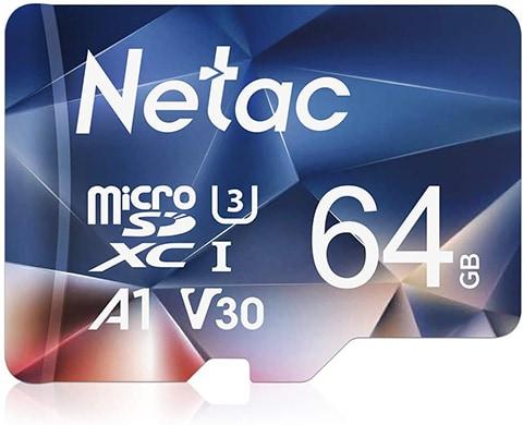 Netac 64GB Micro SD Card