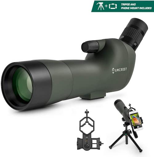 Amcrest spotting scope