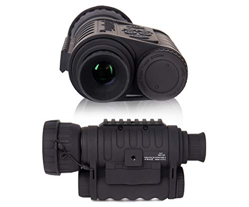 Summit Tools HD Digital Night Vision Monocular
