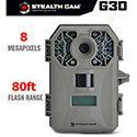Stealth Cam 8MP 30IR