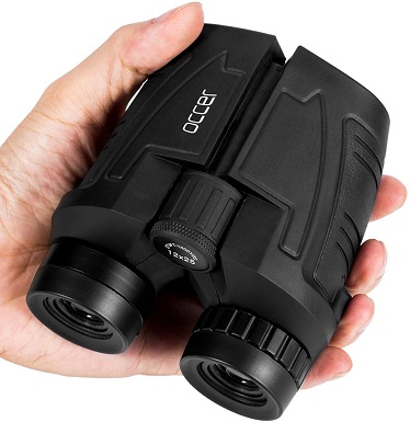 4Occer 12x25 Compact Binoculars