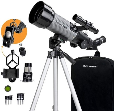 Celestron - 70mm Travel Scope DX