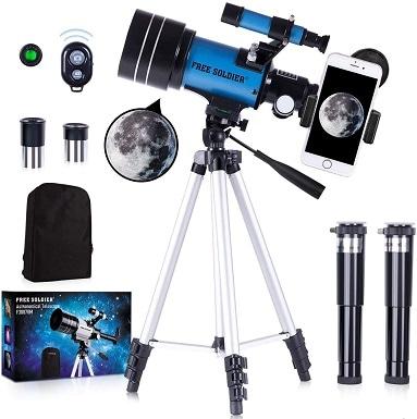 FREE SOLDIER Telescope
