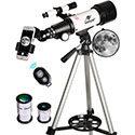 Gskyer AZ 70400 Travel Telescope