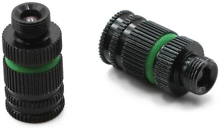 2HUNTCOOL Compound Bow Fiber Optic LED Sight Light
