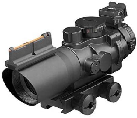 2TACFUN Prismatic Series 4X32MM Scope