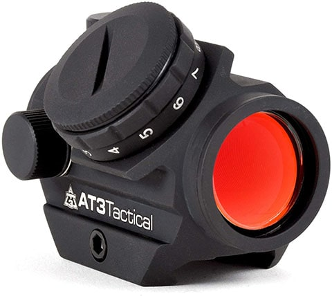 AT3 Tactical RD-50 Micro Reflex Red Dot Sight