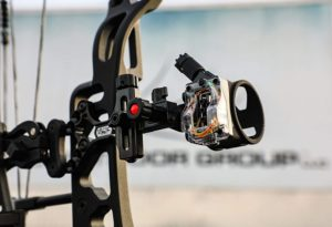 CBE Tactic Bow Sight setup