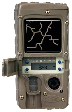 Cuddeback Dual Flash Invisible IR & Black Flash 20 MP Hunting-Scouting Waterproof Game Trail Camera (settings)