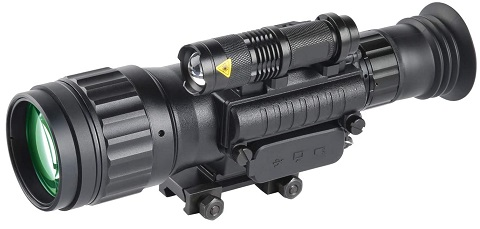 Day-Night Colorful Digital Night Vision Scope with Video rec in HD 1080p