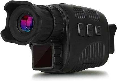 Digital Night Vision Monocular 960P HD Night Vision Infrared Scope