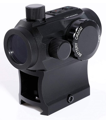HIRAM Green Red Dot Sight