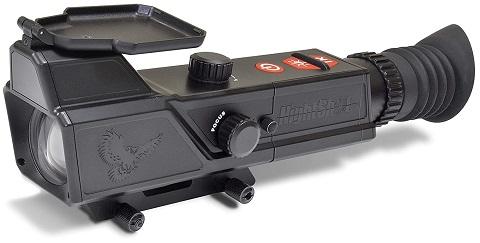 Night Owl Optics NightShot Digital Night Vision Riflescope with IR illuminator, Black, NIGHTSHOT,Medium