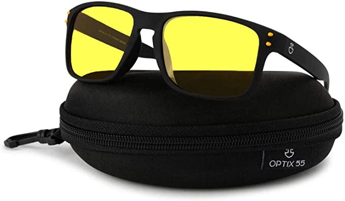 Optix 55 Polarized Glasses for Men & Women