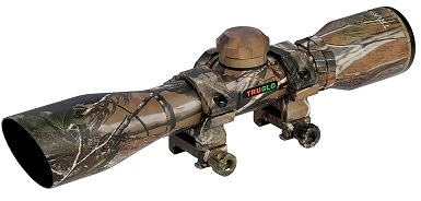 TRUGLO Crossbow 4X32 Compact Scope