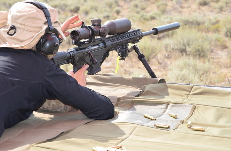 rifle scope_shepardhumphries, Pixabay