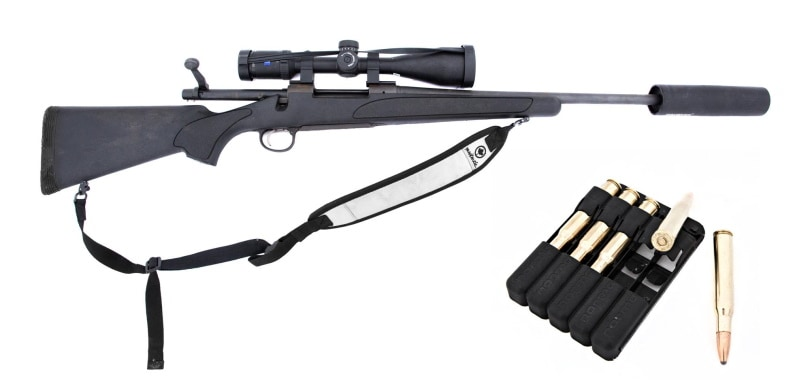 set rifle