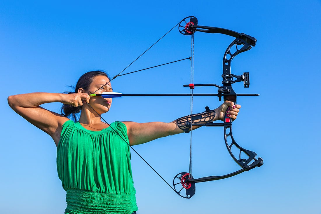 bow sight_Ben Schonewille, Shutterstock