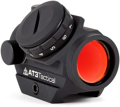 AT3 Tactical RD-50 Micro Reflex Red Dot Sight Scope