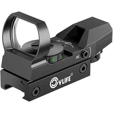 CVLIFE 1X22X33 Red Dot Gun Sight Scope