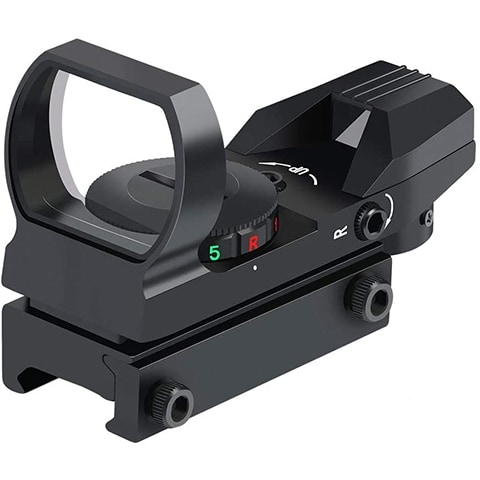 Feyachi Adjustable Reticle Reflex Sight