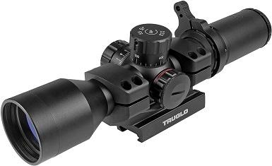 TRUGLO TRU-BRITE Illuminated Tactical Rifle Scope
