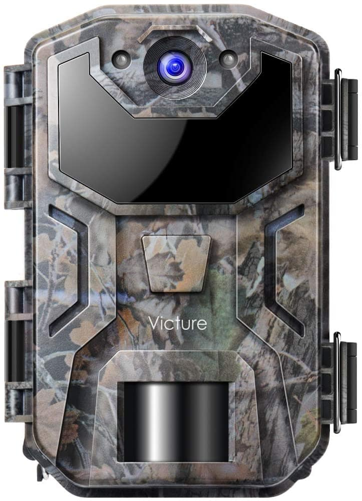 Victure Trail Game Camera 20MP 1080P Full HD with 940nm No Glow Night Vision