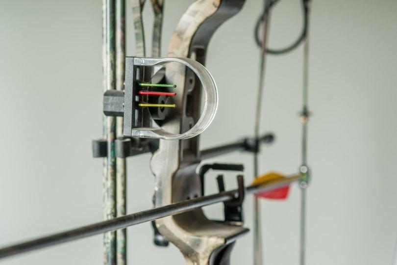 bow sight pins_Stefan Schug_Shutterstock