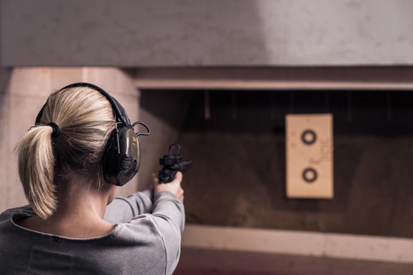 pistol sight IIII_Renee Heetfeld_Shutterstock