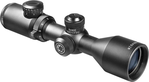 BARSKA 3-9x42 IR Contour Riflescope_Amazon