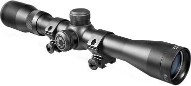 BARSKA 4x32 Plinker-22 Riflescope