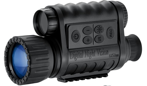 Bestguarder 6x50mm HD camcorder_Amazon