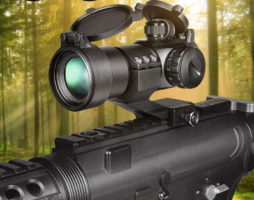 CVLIFE Tactical Gun Sight Red dot scope_Amazon Best Red Dot Scopes for AR-15