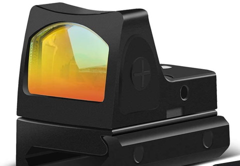 Keior Tactical RMR Red Dot Sight_Amazon