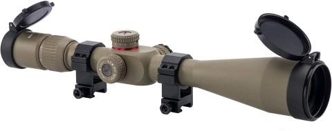 Monstrum G2 6-24x50 First Focal Plane FFP Rifle Scope_Amazon
