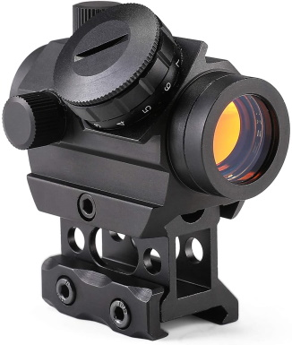 Pinty 1x25mm Tactical Red Dot Sight_Amazon