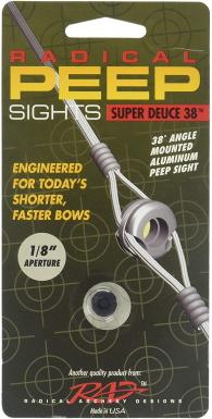 RAD Super Deuce Peep Sight_Amazon