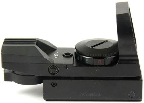 TACFUN 4 reticles reflex sight_Amazon