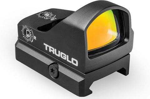 TRUGLO TRU-TEC Micro Red Dot Sight_Amazon