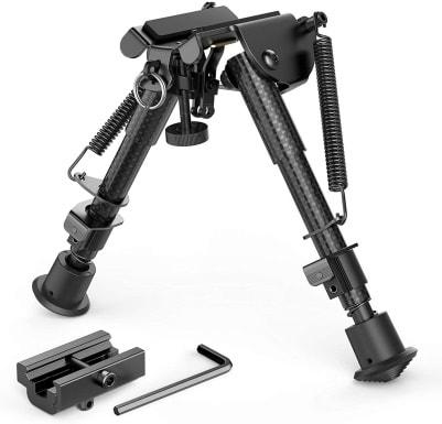 XAegis Carbon Fiber Rifle Bipod_Amazon