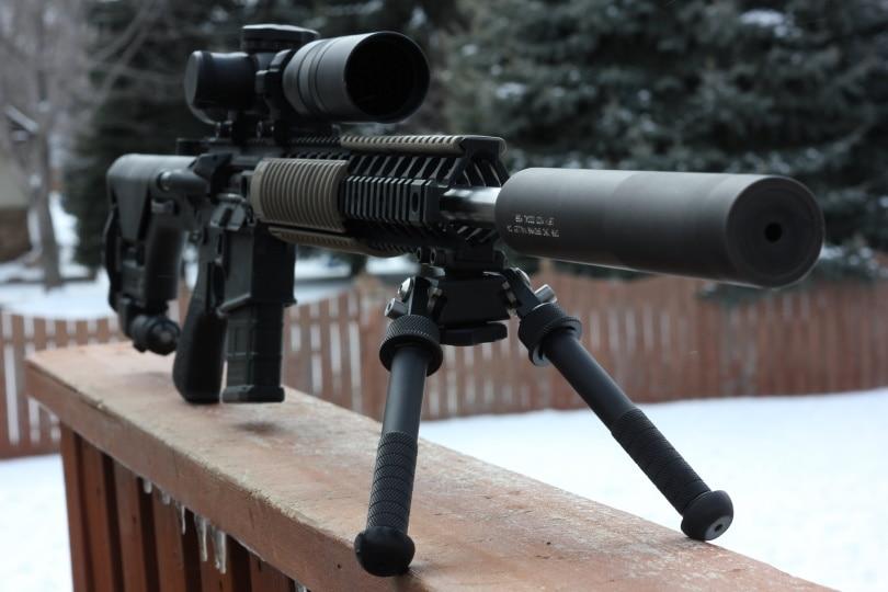 rifle bipod_Piqsels