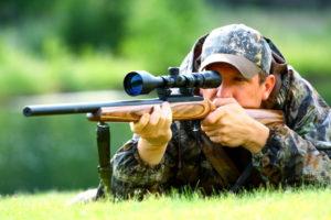 riflescope sight_timotheos_Shutterstock