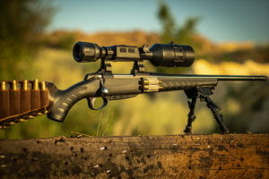 thermal rifle scope_Rifleman_Shutterstock