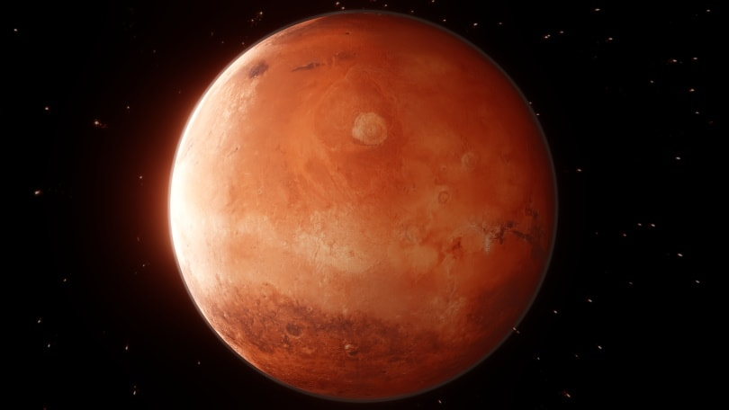 Planet Mars_ART-ur_Shutterstock